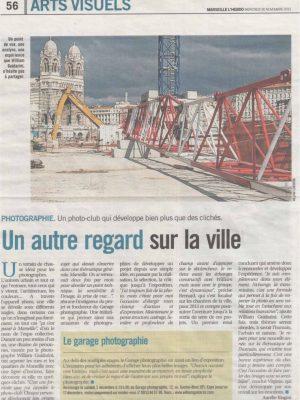 Marseille L'Hebdo 30.11.11