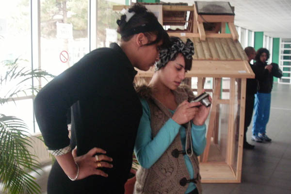ateliers jeunesse - le garage photographie