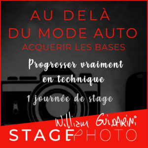 stage photo Au-delà du Mode Auto