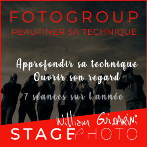 stage photo Fotogroup au Garage Photographie avec William Guidarini