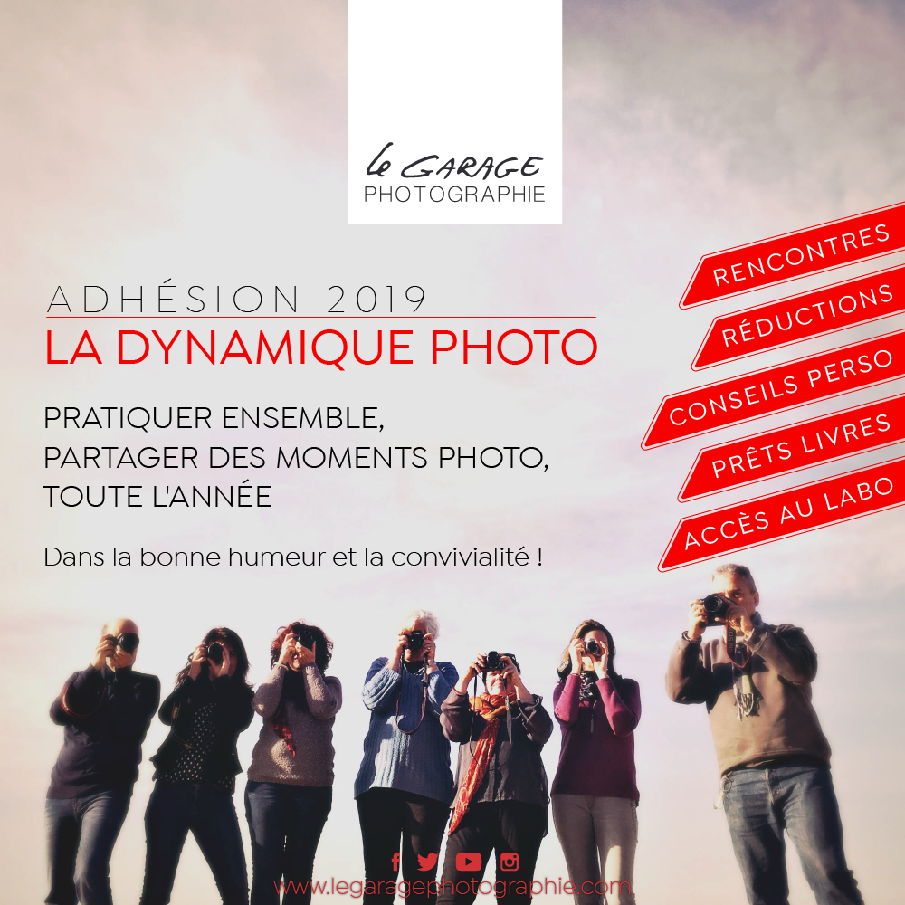 social club le garage photographie